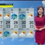 巨乳エロ画像!韓国のお天気お姉さんはみんな巨乳でエロい件