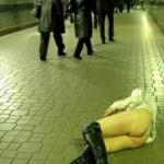ストレス社会に苦しむ女達…泥酔してエロい体をさらけ出す素人お姉さん