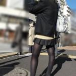 俺が黒タイツ+制服にハマる理由wwwww