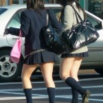 顔不要!!!下半身だけで十分抜けてしまう異常なエロさのJK街撮りエロ画像