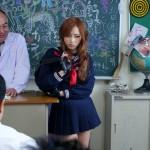 【※フルボッキ注意※】ヤンキー娘が校内で犯されるシュチュエーションがめちゃシコwwwwwwwwwwwwww(画像動画あり)