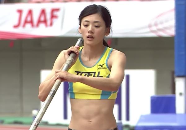 (※速報・放送事故※)JAPAN陸上選手権で走り幅跳び選手の割れまんこがライブ中継されるwwwwwwwwwwwwwwwwwwwwwwwwwwwwwwwwww(写真あり)