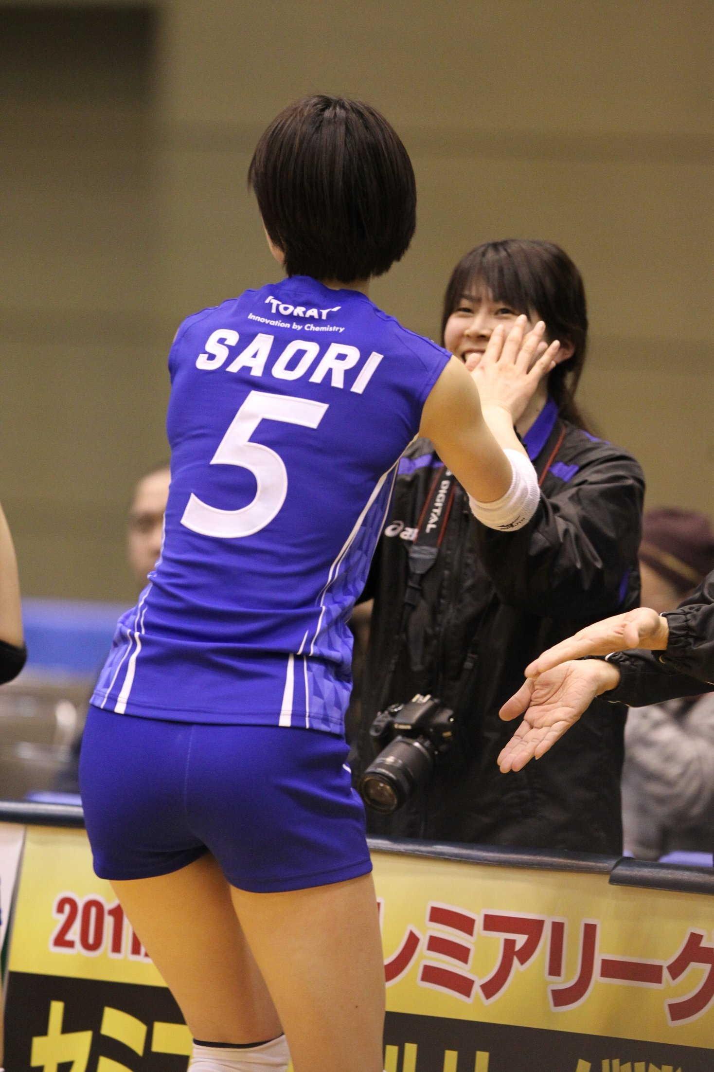 木村沙織を筆頭にバレーボール女子の身体がえろいし人気な件wwwwwwwwwwww(えろキャプ写真有り)