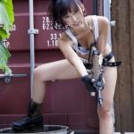 密かにきているサバゲー女子がエロい件wwwwwww(画像あり)