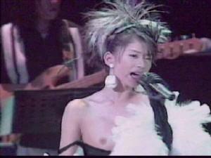 ※若き日の篠原涼子※あいどる時代にチクビポ少女しちゃった伝説のコンサート