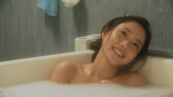 月9ドラマで石原さとみ入浴シーンにえろいKISS顔の神回www
