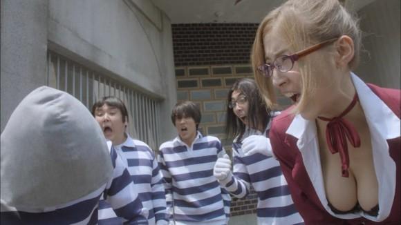 ドラマ監獄学園の美巨乳お乳えろキャプ画像が抜けすぎて困るwwwwwwwwwwwwwwwwww