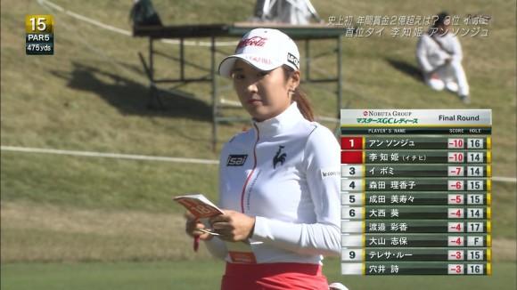韓国モデル女子ゴルファー「イ・ボミ」の美巨乳お乳にパンツ丸見えがクッソえろい件wwwwwwwwwwwwwwwwww